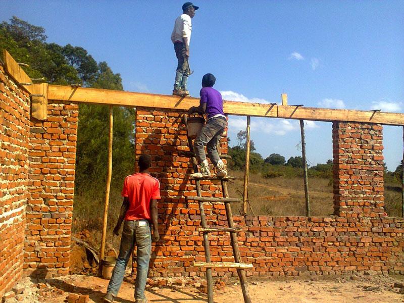 Schulbauprojekt Tansania