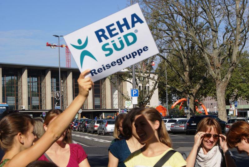 Reisegruppe REHA SÜD