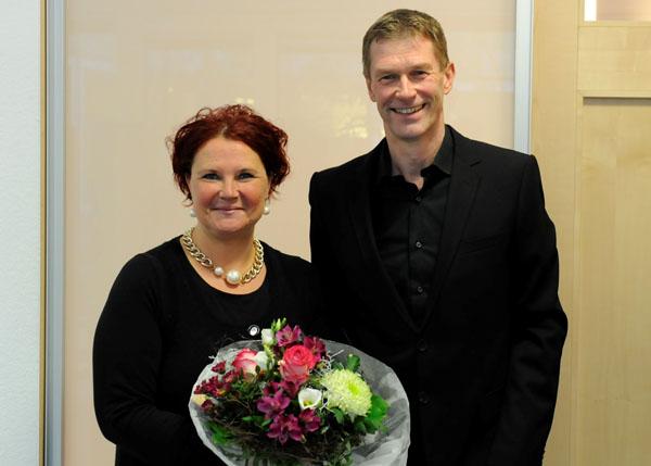 Jubiläum Karin Goldau