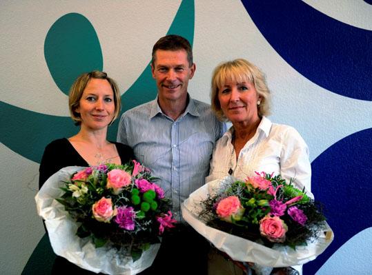Maja Wessel, Oliver Maehl, Andrea Schindler