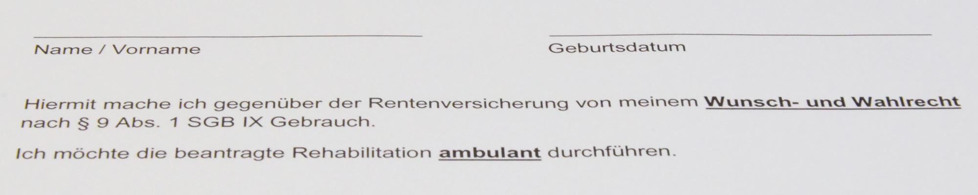 REHA SÜD Freiburg